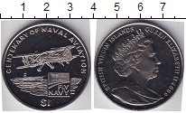 Изображение Мелочь Виргинские острова 1 доллар 2009 Медно-никель UNC-