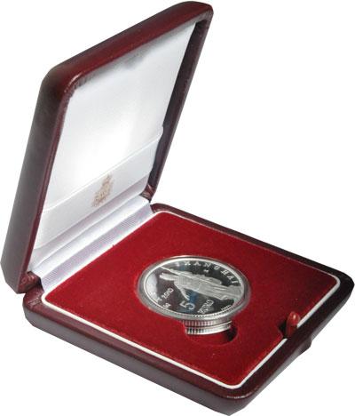 Изображение Подарочные монеты Сан-Марино Выставка Шанхай Экспо-2010 2010 Серебро Proof
