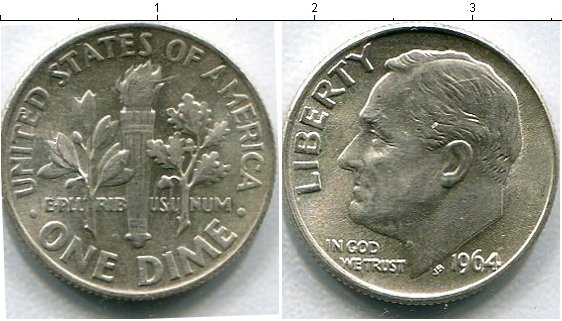 10 центов монета коллекционер владимир