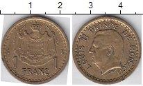 Изображение Мелочь Монако 1 франк 0