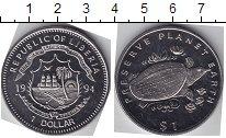 Изображение Мелочь Либерия 1 доллар 1994 Медно-никель UNC