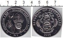 Изображение Мелочь Сейшелы 5 рупий 2005 Медно-никель UNC