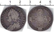 Изображение Монеты Великобритания 1 шиллинг 1758 Серебро  Георг II