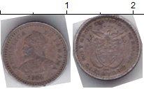 Изображение Монеты Панама 5 сентесимо 1904 Серебро  Такая мелкая, но так