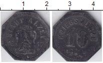 Изображение Нотгельды Альцай 10 пфеннигов 1917 Цинк  14.1 b