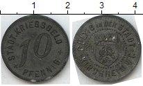 Изображение Нотгельды Германия 10 пфеннигов 1917 Цинк  244.2