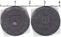 Изображение Нотгельды Киссинген 5 пфеннигов 1918 Цинк  246.3