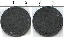 Изображение Нотгельды Киссинген 10 пфеннигов 1918 Цинк  246.4