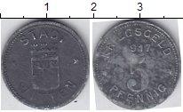 Изображение Нотгельды Виттен 5 пфеннигов 1917 Цинк  604.1 a