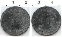 Изображение Нотгельды Виттен 10 пфеннигов 1917 Цинк  604.2 a