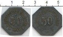 Изображение Нотгельды Кульмбах 50 пфеннигов 1917 Цинк