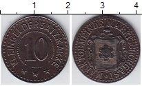 Изображение Нотгельды Марктшоргаст 10 пфеннигов 1917 Цинк  324.3 a