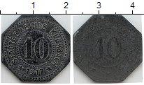Изображение Нотгельды Кульмбах 10 пфеннигов 1917 Цинк