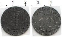 Изображение Нотгельды Германия 10 пфеннигов 1917 Цинк  604.2 b