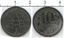 Изображение Нотгельды Германия 10 пфеннигов 1917 Цинк  556.2 b