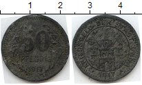 Изображение Нотгельды Германия 50 пфеннигов 1917 Цинк  556.3