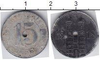 Изображение Нотгельды Мюнхен 15 пфеннигов 1918 Цинк  348.1