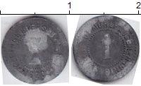 Изображение Нотгельды Мюльхаузен 1 пфенниг 1920 Цинк  342.12