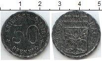 Изображение Нотгельды Германия 50 пфеннигов 1918 Цинк