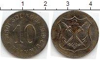 Изображение Нотгельды Золинген 10 пфеннигов 1919 Цинк  508.5 d