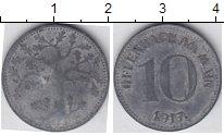 Изображение Нотгельды Германия 10 пфеннигов 1917 Цинк