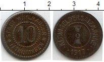 Изображение Нотгельды Мюльхаузен 10 пфеннигов 1917 Цинк  342.9 b