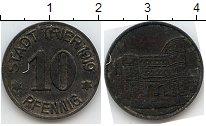 Изображение Нотгельды Германия 10 пфеннигов 1919 Цинк  549.6 q