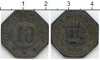 Изображение Нотгельды Германия 10 пфеннигов 1917 Цинк  605.2 a