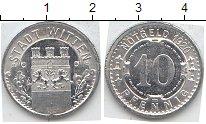 Изображение Нотгельды Виттен 10 пфеннигов 1920 Алюминий  604.8