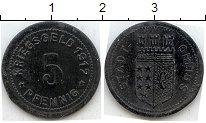 Олигс 5 пфеннигов 1917 Цинк