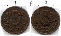 Изображение Нотгельды Германия 5 пфеннигов 1918 Цинк  105.6 c