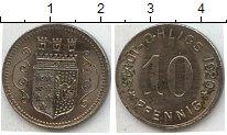 Изображение Нотгельды Германия 10 пфеннигов 1920 Цинк  404.6 f