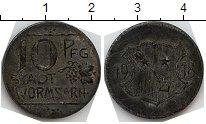 Изображение Нотгельды Германия 10 пфеннигов 1918 Цинк  613.2 b