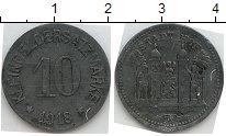 Изображение Нотгельды Хоф 10 пфеннигов 1918 Цинк