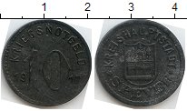 Изображение Нотгельды Шпейер 10 пфеннигов 1917 Цинк  513.2 g