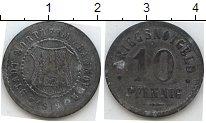 Изображение Нотгельды Нортхайм 10 пфеннигов 1918 Цинк  358.2 b