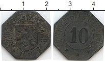 Изображение Нотгельды Нойштадт 10 пфеннигов 1917 Цинк  374.5