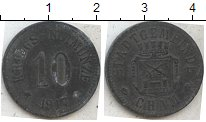 Изображение Нотгельды Германия 10 пфеннигов 1917 Цинк  79.2 d