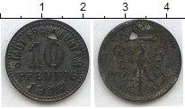 Изображение Нотгельды Франкфурт 10 пфеннигов 1917 Цинк  136.1 ll