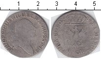 Изображение Монеты Пруссия 4 гроша 1797 Серебро  Фридрих Вильгельм