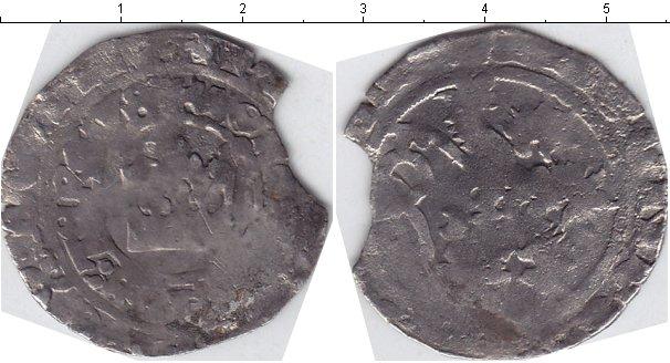 Картинка Монеты Прага 1 пражский грош Серебро 0