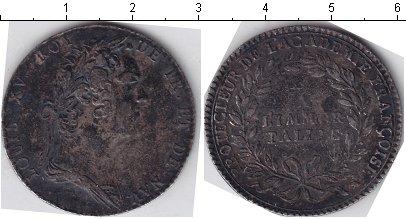 Картинка Монеты Франция токен Серебро 0