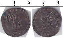 Изображение Монеты Франция 1 динер 0 Серебро  Филипп VI. 1328-1350