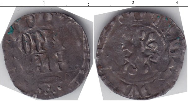 Картинка Монеты Франция 1 динер Серебро 0