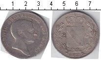 Изображение Монеты Германия Баден 2 гульдена 1822 Серебро