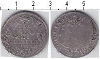 Изображение Монеты Швейцария 10 шиллингов 1732 Серебро
