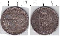 Изображение Монеты Бельгия 100 франков 1951 Серебро