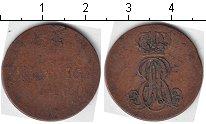 Изображение Монеты Ганновер 2 пфеннига 1840 Медь