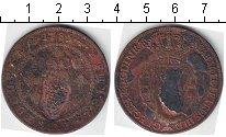 Изображение Монеты Португальсая Африка 1 макута 1785 Серебро