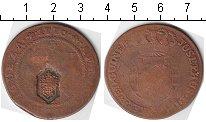 Изображение Монеты Португальсая Африка 1 макута 1770 Серебро